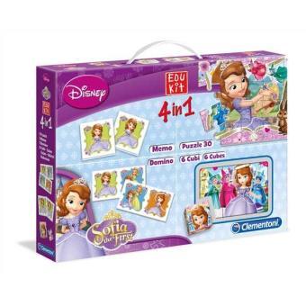 Edukit 4 en 1 princesse sofia jeu junior achat prix - Jeux de princesse sofia gratuit ...