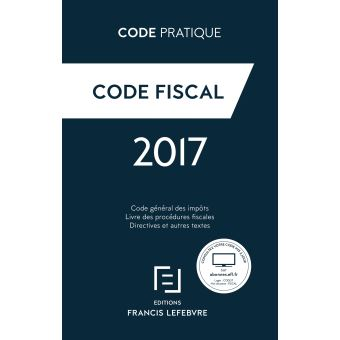 code fiscal 2017 broch collectif achat livre achat prix fnac. Black Bedroom Furniture Sets. Home Design Ideas