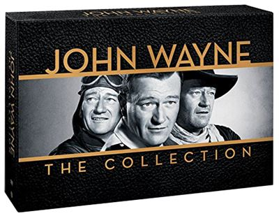 John Wayne, The Collection DVD
