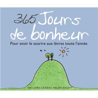 365 jours de bonheur broch helen exley achat livre for 365 jours de cuisine