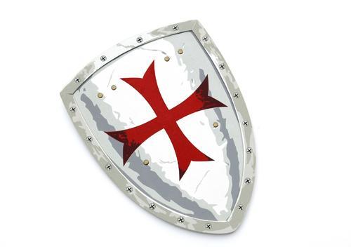 Un magnifique accessoire de déguisement LionTouch pour entrer dans l´univers des chevaliers. La décoration est soignée tant sur le plan du design que sur le plan historique. La qualité est irréprochable. Facilement lavable. À partir de 3 ans.