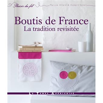 Boutis de France - La tradition revisitée