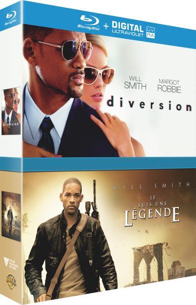 Coffret Will Smith 2 films Blu-ray Edition spéciale Fnac