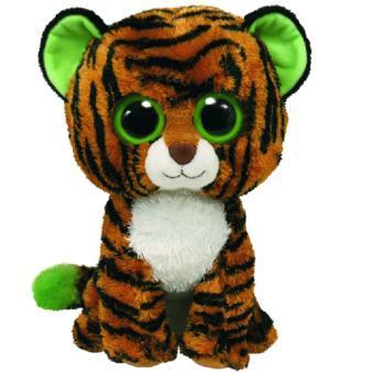 Peluche Stripes Le Tigre Ty 23 Cm Animal En Peluche