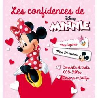 mickey minnie l 39 amour secrets de filles walt disney broch achat livre achat prix. Black Bedroom Furniture Sets. Home Design Ideas