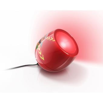 lampe de chevet pour enfant philips living colors micro disney cars rouge - Lampe Philips Living Colors Prix