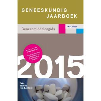 GENEESKUNDIG JAARBOEK 2015