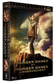 Hunger Games - Hunger Games 2 : L'embrasement Coffret 2 DVD (DVD)