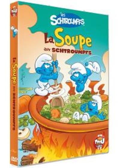 La soupe aux Schtroumpfs - DVD