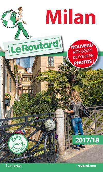 Image accompagnant le produit Guide du Routard Milan