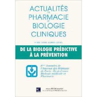 De la biologie prédictive à la prévention