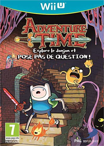 Adventure Time Wii U - Nintendo Wii U