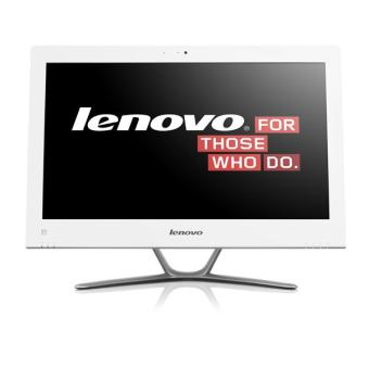ordinateur tout en un lenovo c440 21 5 pc tout en un. Black Bedroom Furniture Sets. Home Design Ideas