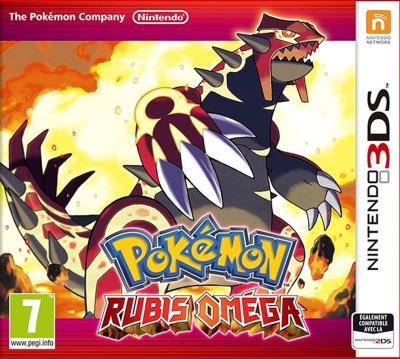 Pokémon Rubis Oméga 3DS - Nintendo 3DS