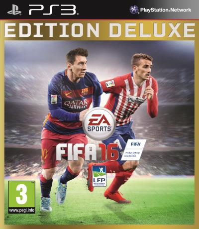 FIFA 16 Deluxe PS3 - PlayStation 3