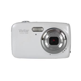 compact vivitar vx022 blanc appareil photo num rique. Black Bedroom Furniture Sets. Home Design Ideas