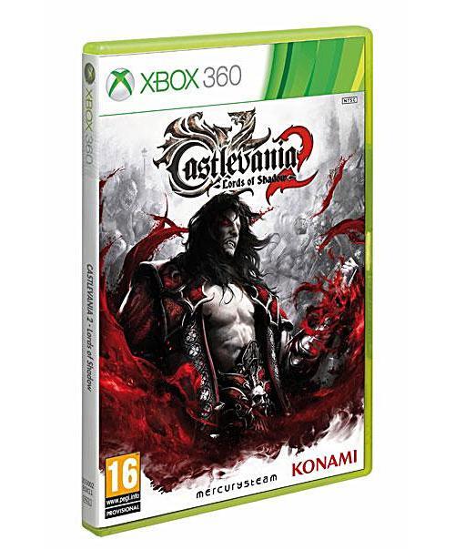 Castlevania Lords of Shadow 2 Xbox 360 - Xbox 360