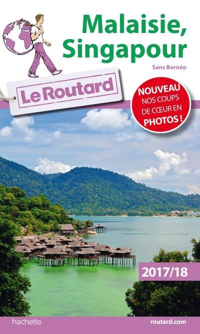 Image accompagnant le produit Guide du Routard Malaisie, Singapour