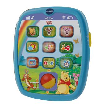 baby tablette educative vtech winnie l 39 ourson tablettes. Black Bedroom Furniture Sets. Home Design Ideas