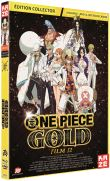 One Piece Gold Le Film Edition Collector limitée Combo Blu-ray DVD