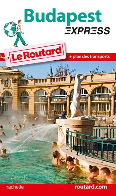Image accompagnant le produit Le Routard Express Budapest
