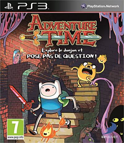 Adventure Time PS3 - PlayStation 3