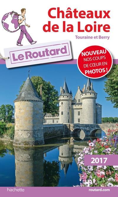 Image accompagnant le produit Guide du Routard Châteaux de la Loire