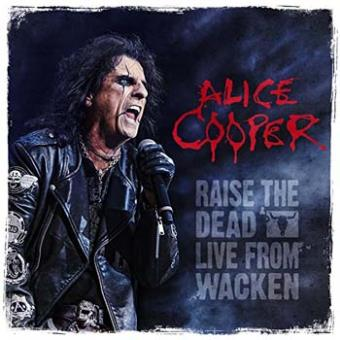 Alice Cooper Still Going To Hell and