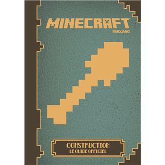 Minecraft le guide officiel minecraft construction collectif carton - Minecraft guide de construction ...