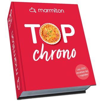 Marmiton top chrono les recettes les plus rapides - Cuisiner le patisson marmiton ...