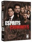 Esprits criminels - Saison 8 (DVD)