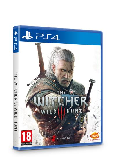 The Witcher 3 Wild Hunt PS4 - PlayStation 4