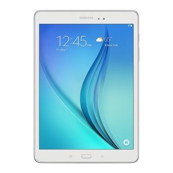 tablette samsung galaxy tab a 9 7 16 go wifi blanc fnac