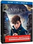 Les Animaux Fantastiques Edition Spéciale Fnac Combo Blu-ray + DVD
