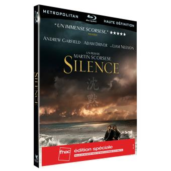 Vos réceptions - Page 20 Silence-Edition-speciale-Fnac-Blu-ray