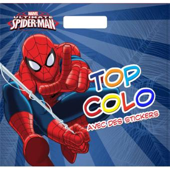 Spider-Man -  : Top Colo Spiderman