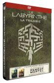 Le Labyrinthe + Le Labyrinthe : La Terre Brûlée [Édition Limitée boîtier SteelBook]