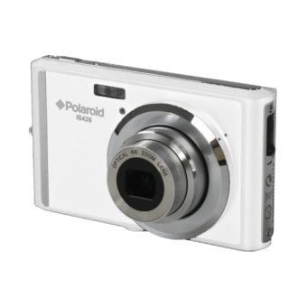 compact polaroid is426 blanc appareil photo num rique. Black Bedroom Furniture Sets. Home Design Ideas