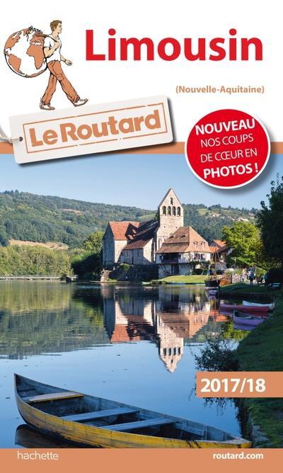 Image accompagnant le produit Guide du Routard Limousin