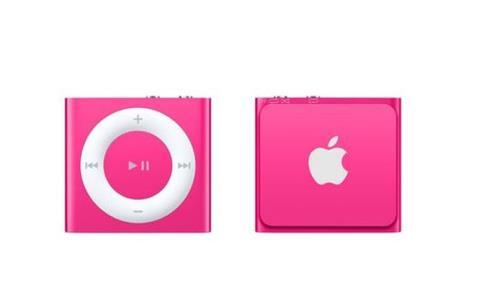 iPod Shuffle 2 Go