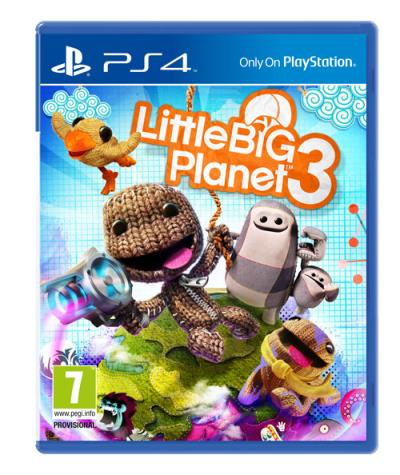 Little Big Planet 3 PS4 - PlayStation 4