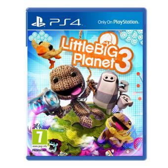 little big planet 3 ps4 sur playstation 4 jeux vid o. Black Bedroom Furniture Sets. Home Design Ideas