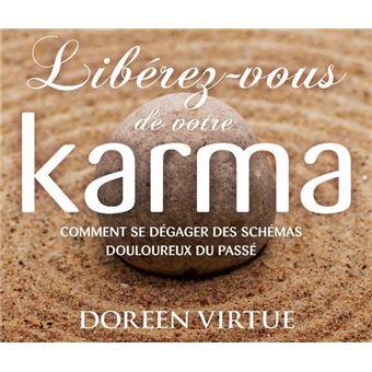 Libérez-vous de votre karma - Textes lus - Doreen Virtue, Livre tous les livres à la Fnac