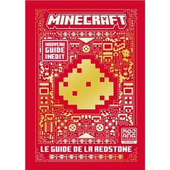 Minecraft minecraft le guide officiel de la redstone for Le guide des prix