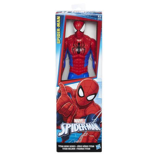 Une grande figurine Spiderman pour de nouvelles aventures ! - Figurine Spiderman mesurant 30 cm