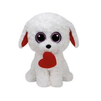 peluche honey bun le chien ty beanie boo 39 s small 15 cm animal en peluche achat prix fnac. Black Bedroom Furniture Sets. Home Design Ideas