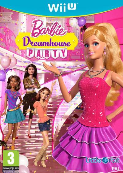 Barbie Dreamhouse Party Wii U - Nintendo Wii U