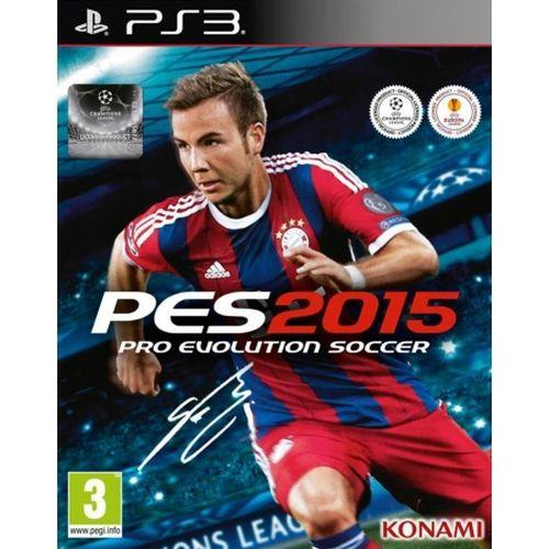 Pro Evolution Soccer 2015 PS3 - PlayStation 3