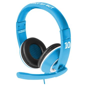 Casque Gaming Subsonic pour PS et Xbox One Edition Olympique de Marseille a w