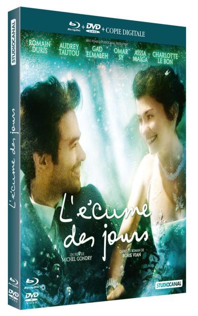 L'Ecume des jours | Multi | DVD-R | 2013 | FRENCH